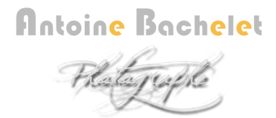 Antoine BACHELET Photographe